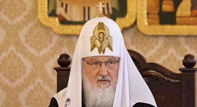 Патриарх Кирилл призвал принять программу полного искоренения нищеты