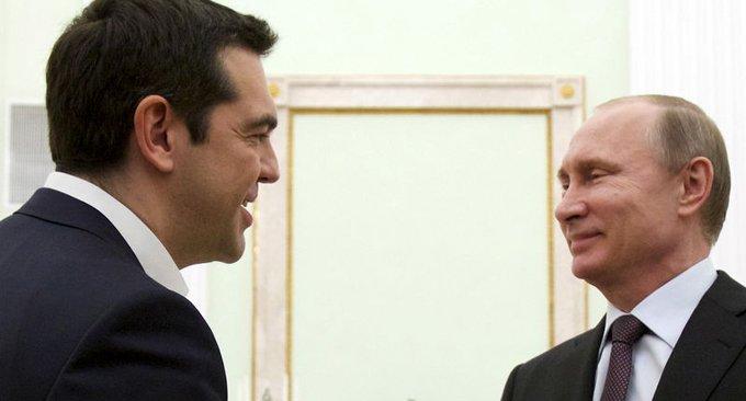 Владимир Путин вернул Греции икону, украденную фашистами