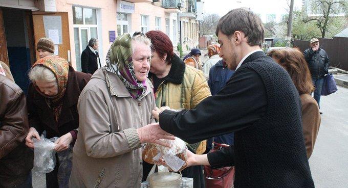 Бесплатные куличи на Пасху получат 30 тысяч москвичей