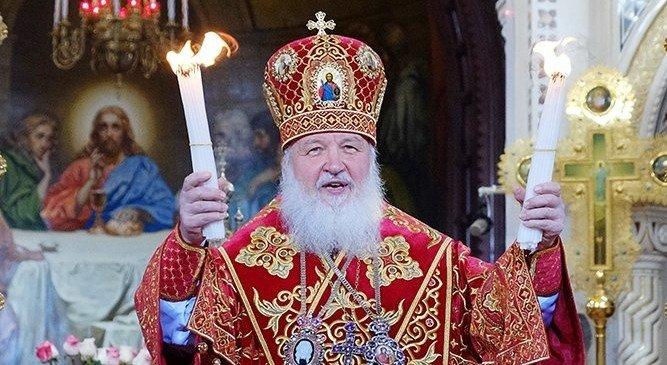 Пасхальное послание Патриарха Кирилла архипастырям, пастырям, диаконам, монашествующим и всем верным чадам Русской Право...