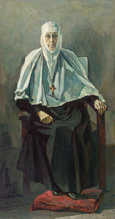Схиигуменья Фамарь. 1935.
