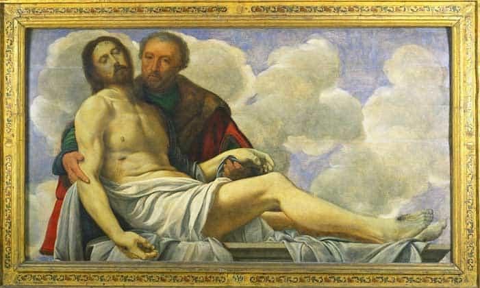 Приидите, ублажим Иосифа приснопамятнаго, – песнопение Великой пятницы