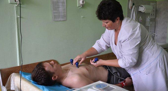 В российских поликлиниках 30-ти процентная нехватка врачей-кардиологов