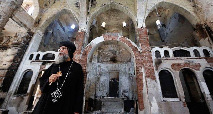 За годы конфликта в Сирии уничтожены более 60 храмов