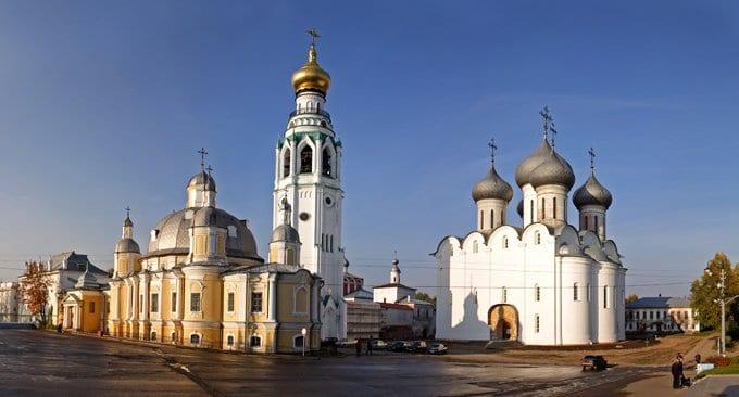 Один из соборов Вологды возвращают Церкви