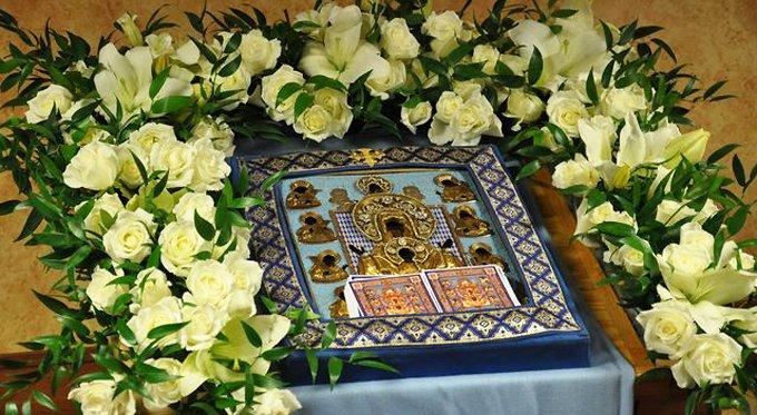 Курскую-Коренную икону Богородицы пронесут по трем митрополиям