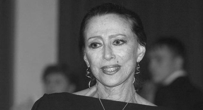 Скончалась известная балерина Майя Плисецкая