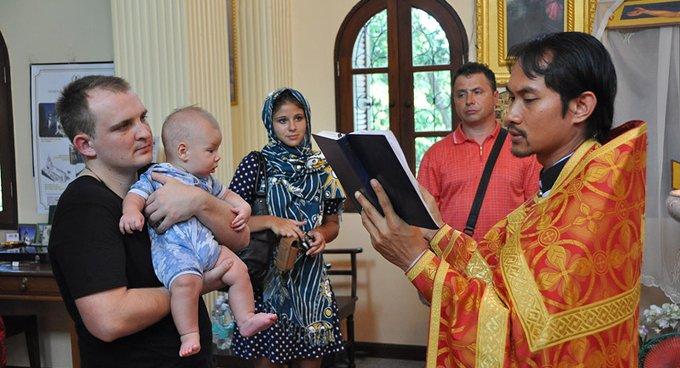 Православие играет важную роль в жизни русских в Таиланде, - посол России