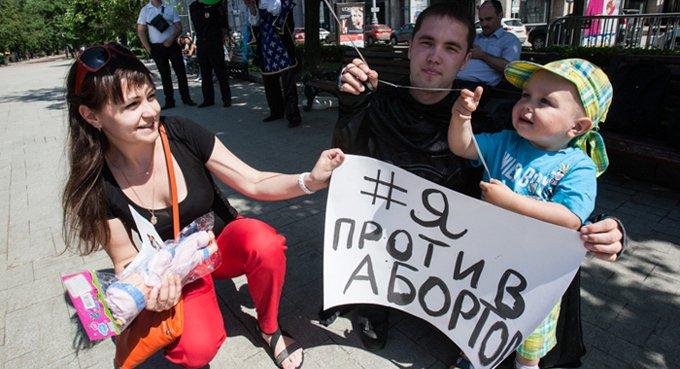 Во всех храмах Татарстана соберут подписи за запрет абортов