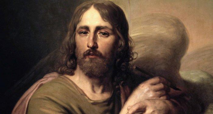 Евангелист Лука как художник