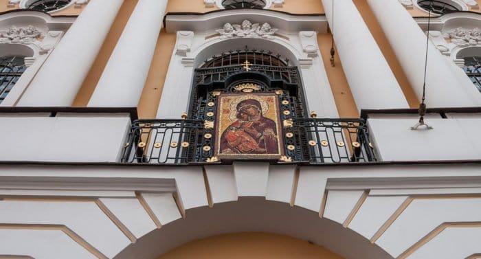 Чтимые списки Владимирской иконы Божией Матери