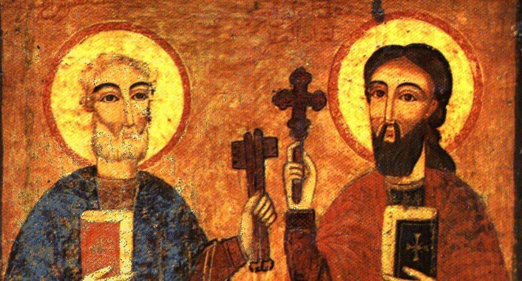 Похожи ли святые на свои изображения?