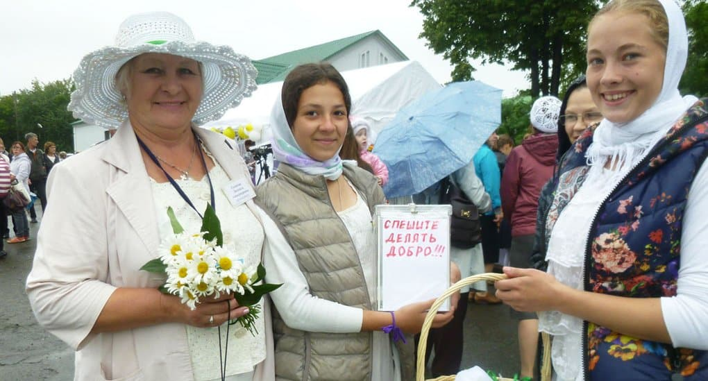 Для нуждающихся в Алапаевске собрали 140 тысяч рублей