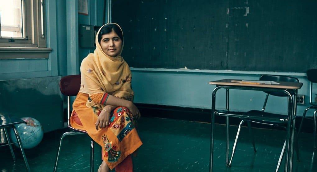 Нобелевский лауреат Малала Юсуфзай открыла школу для беженцев