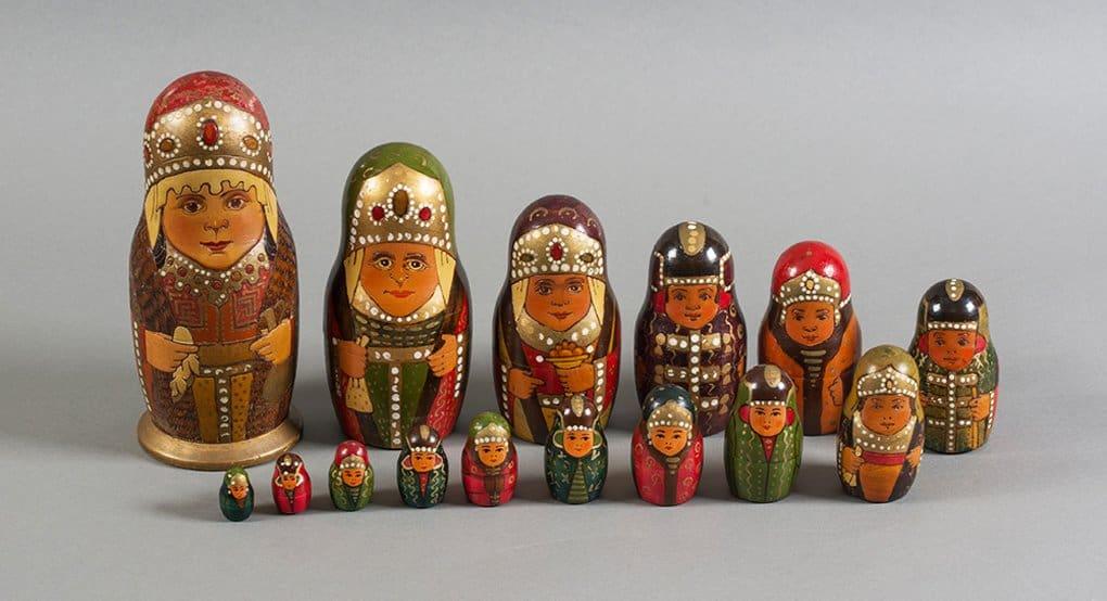 Всю историю русской матрешки покажут в столичном музее