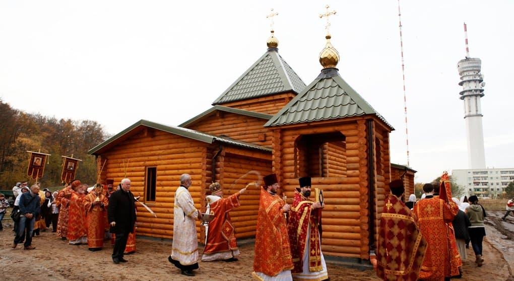 В 2015 году в честь князя Владимира освятят 50 новых храмов
