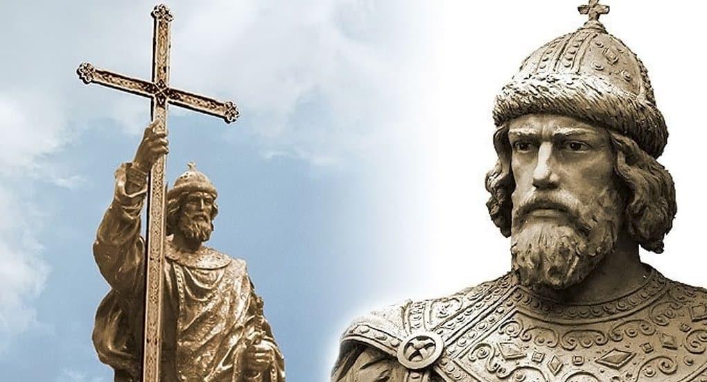 Памятник князю Владимиру все-таки поставят не на Воробьевых горах