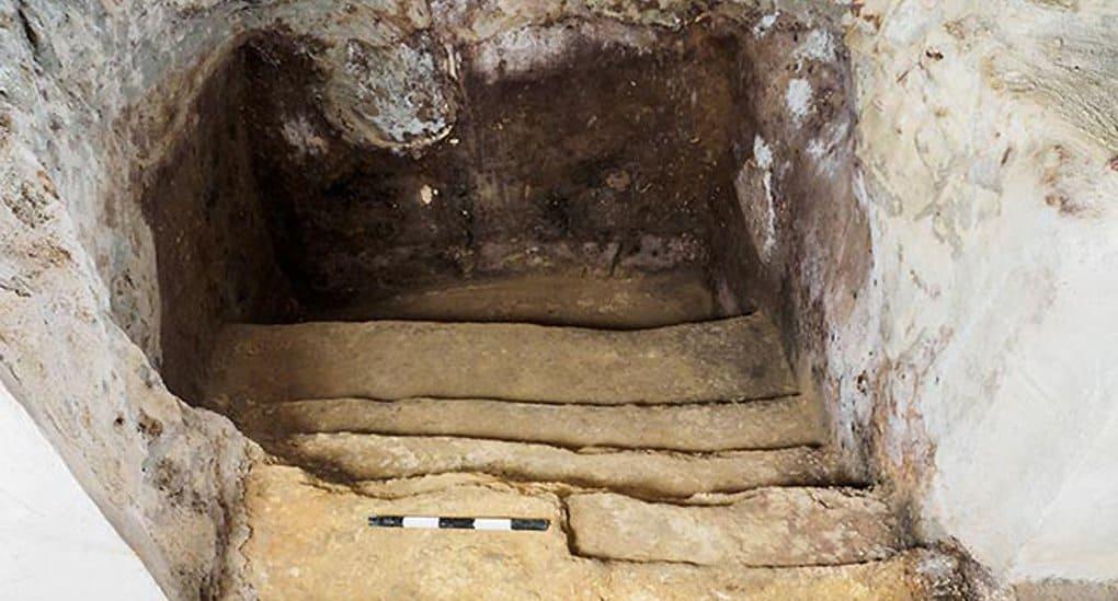 На месте библейского «города Иудина» нашли ритуальный бассейн