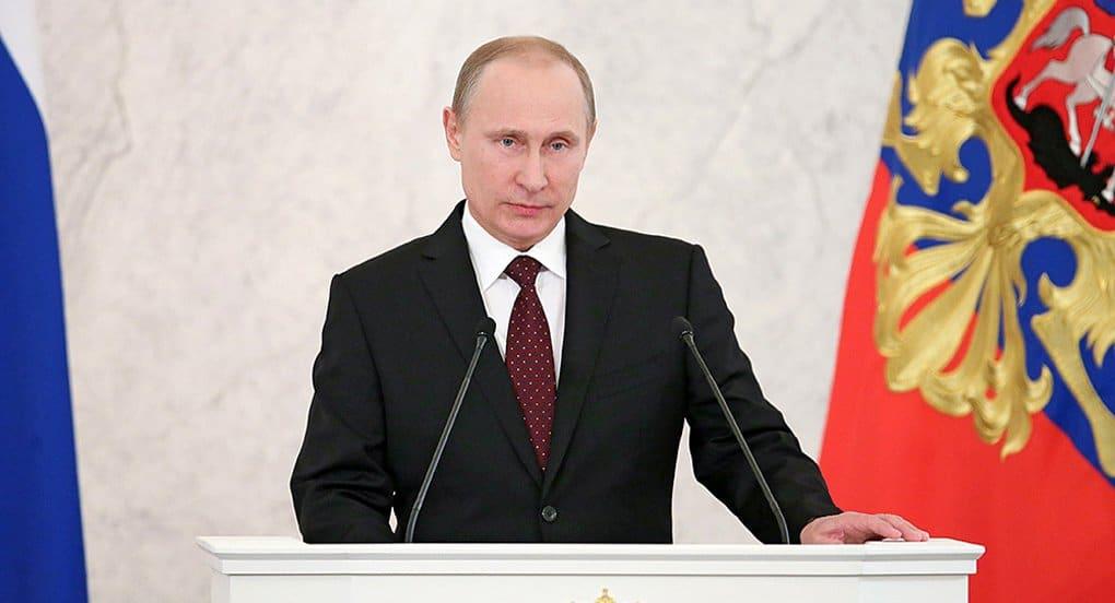 В решении князя Владимира выразилось стремление народа к идеалам добра, - Владимир Путин