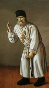 икона святого Серафима Саровского