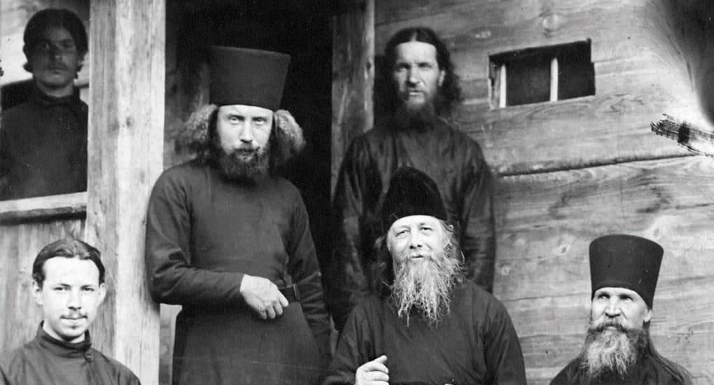 Преподобномученик Евфимий (Любовичев). 1875-19.07.1931