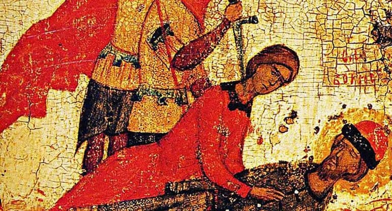 Борис и Глеб: история князей, которые отказались убивать жестокого брата и были убиты сами