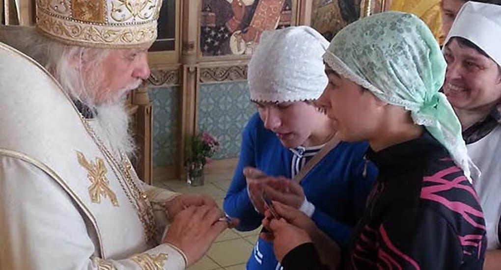 У детей-инвалидов в Москве появился свой храм