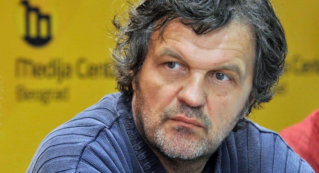 Эмир Кустурица рассказал российским читателям о ста бедах