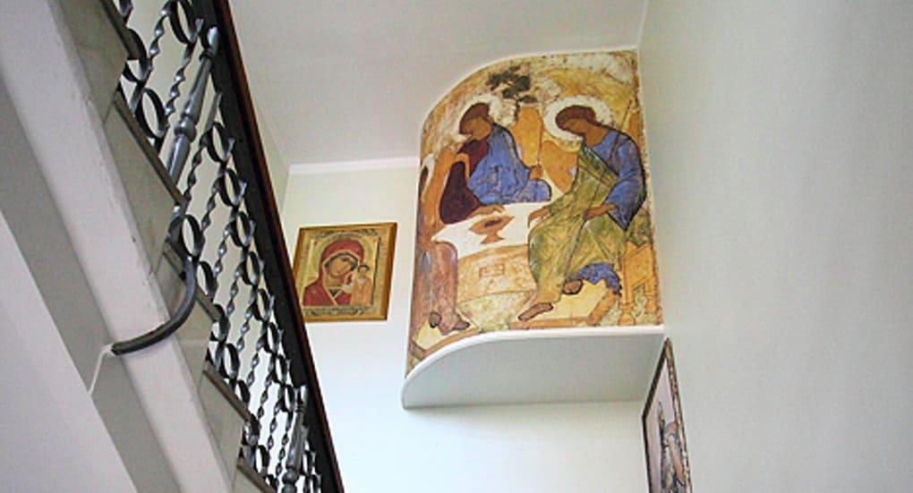 «Говорящие стены» появились в одном из храмов Хабаровска
