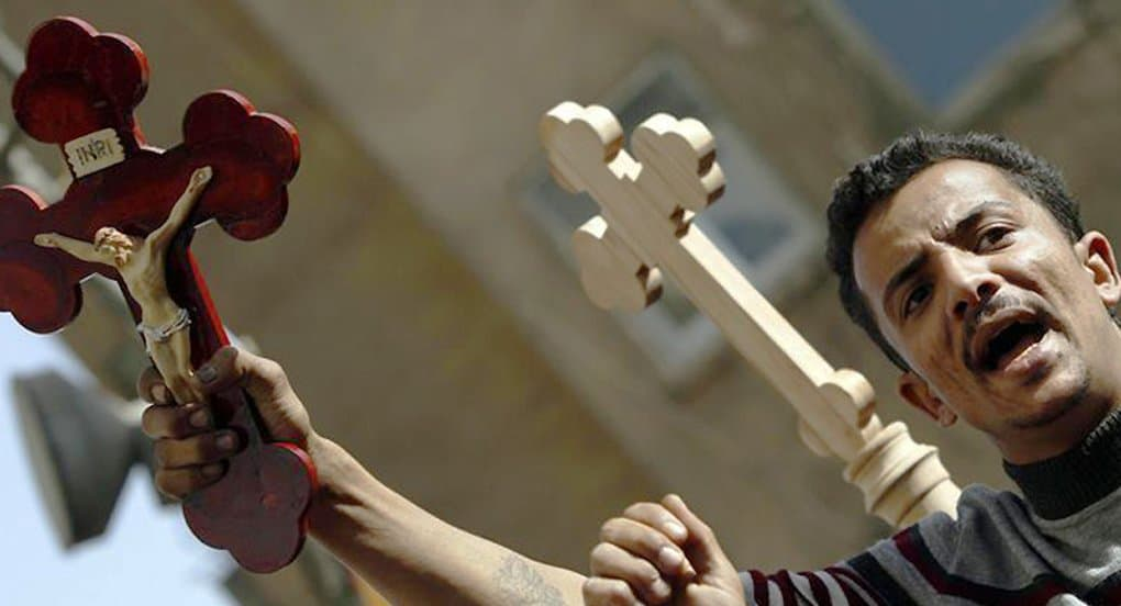 Сирия лишилась почти половины своих христиан