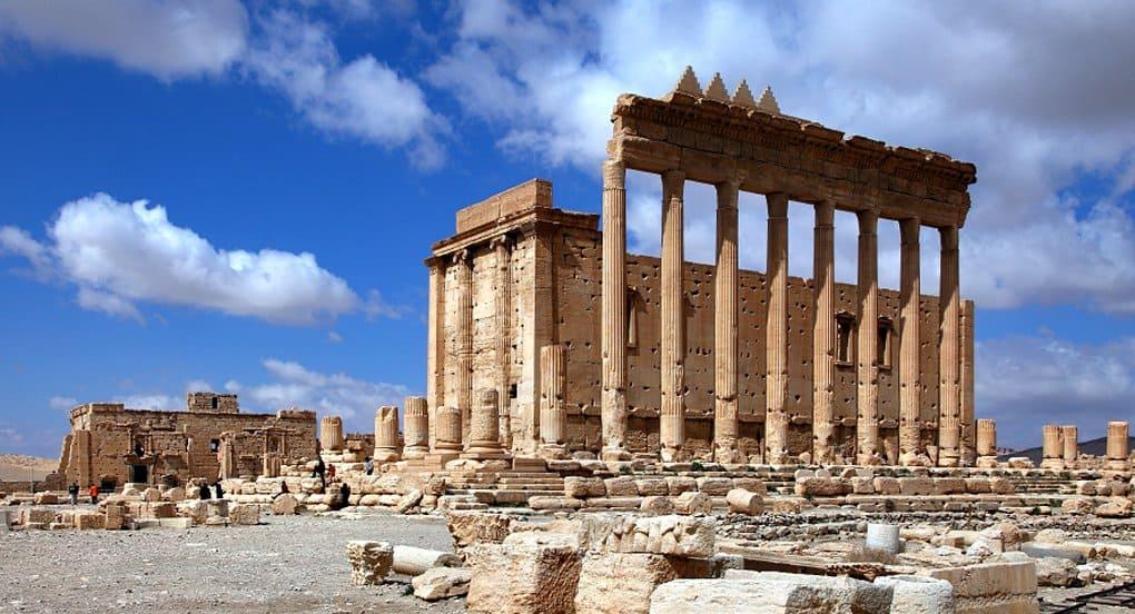 Боевики подорвали одну из главных античных святынь Пальмиры