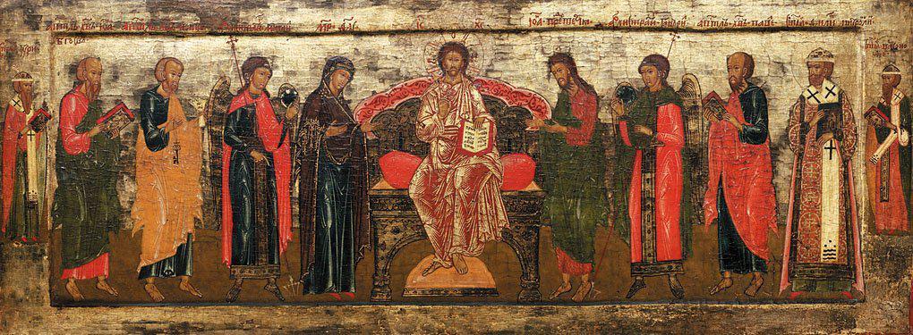 Что такое «деисус»?