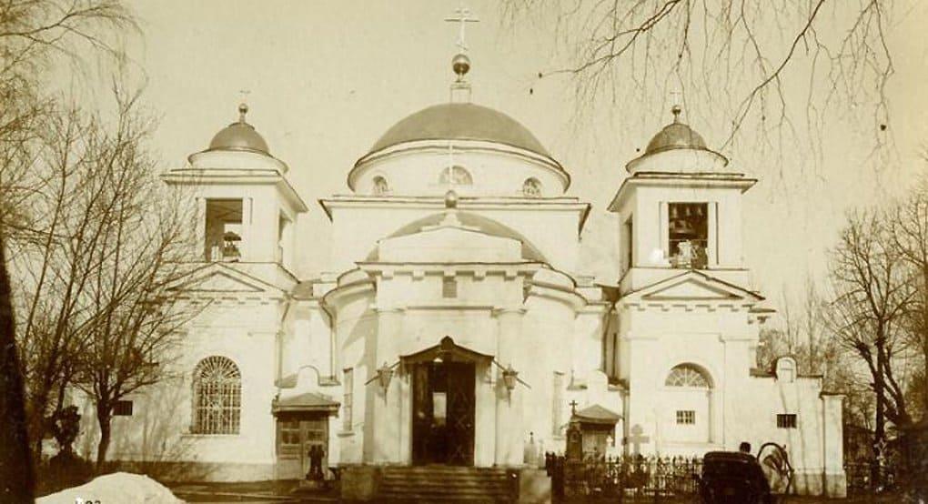 О старинном церковном некрополе Москвы расскажет новая монография
