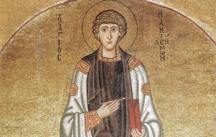 Великомученик и целитель Пантелеимон — житие святого