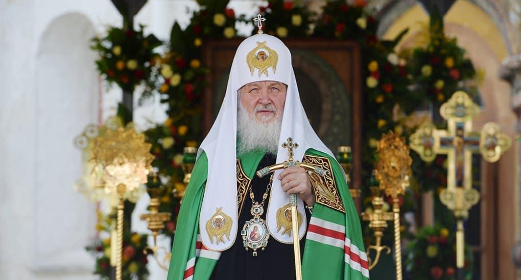 Духовные богатства не исчезают, а переходят в вечность, - патриарх Кирилл
