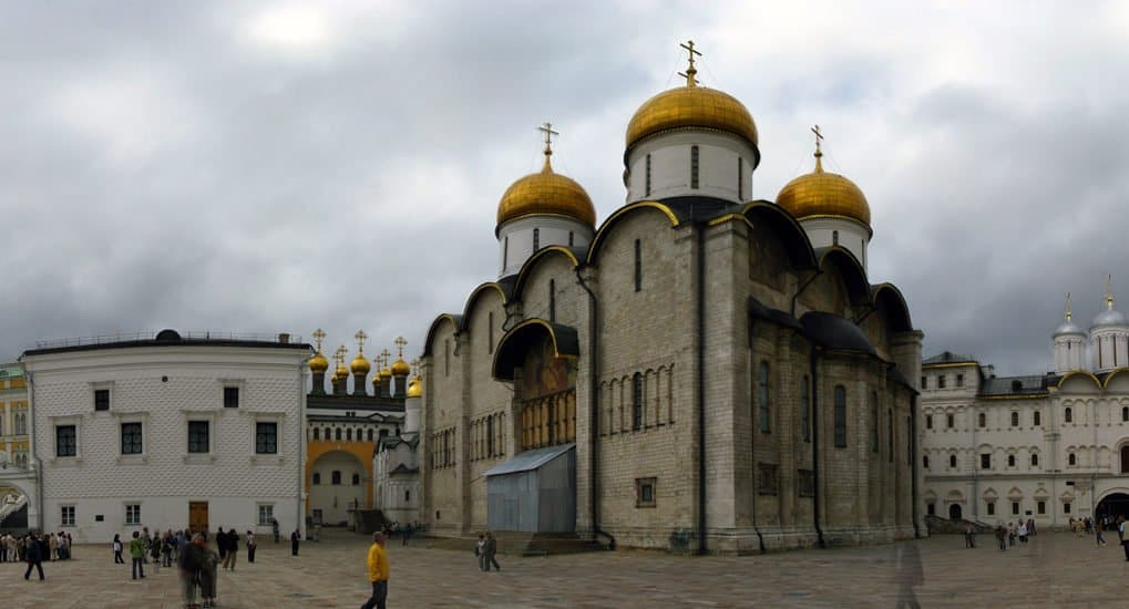 Почему главные храмы Руси — Успенские?