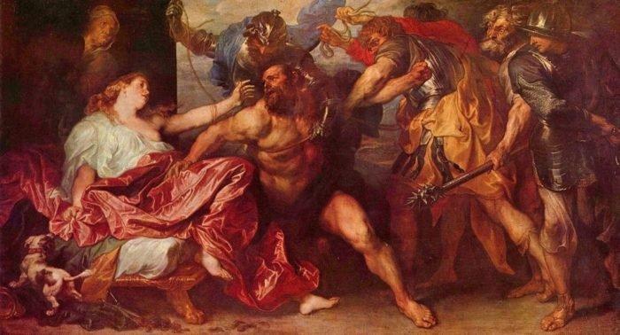 Кто такой Самсон в Библии