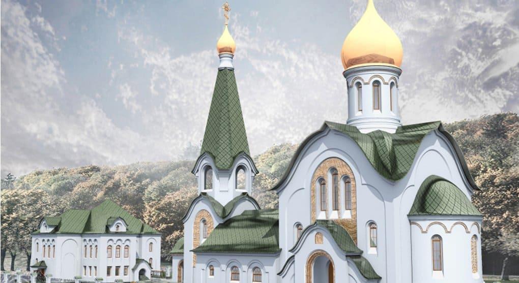 Столичный храм Димитрия Солунского строят на песчаных сваях