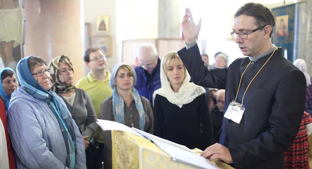 В честь дня глухих в Москве совершат Литургию с сурдопереводом