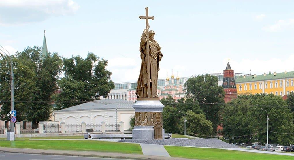 В ЮНЕСКО предложили доработать проект установки памятника князю Владимиру