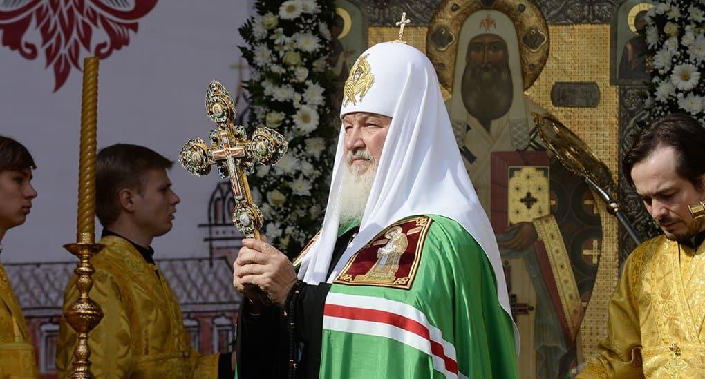 Патриарх Кирилл планирует встретиться с Елизаветой II и главой англикан
