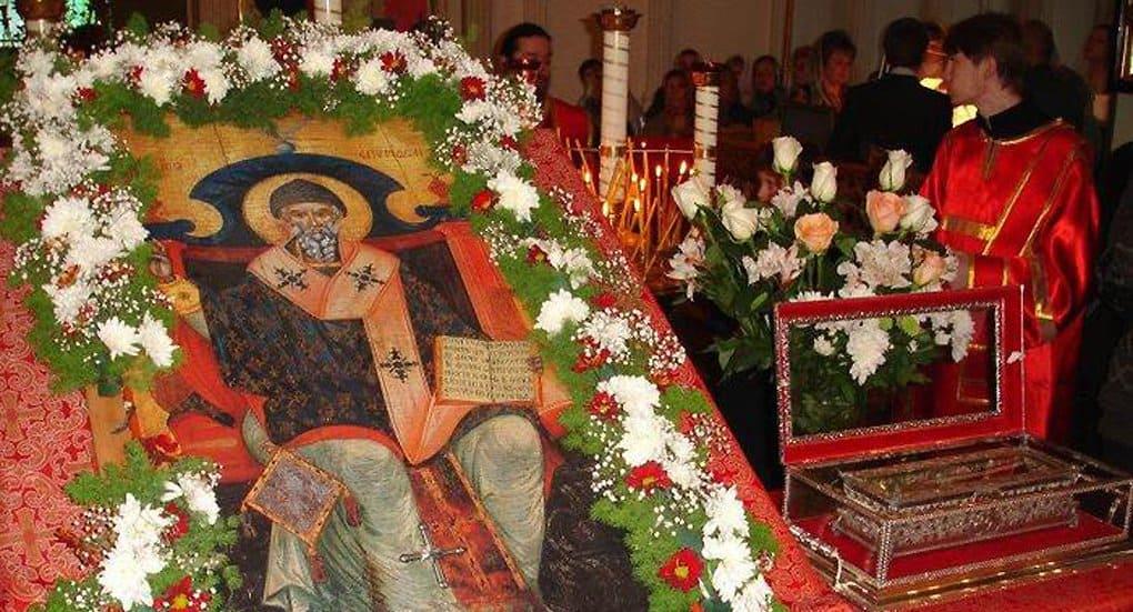 Группа российских бизнесменов будет особо молиться Спиридону Тримифунтскому