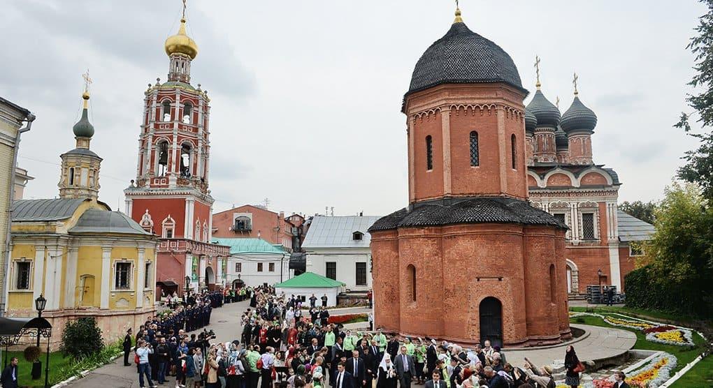 В московских монастырях пройдут экскурсии и квесты