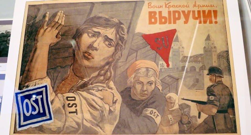 На столичной выставке рассказывают о женщинах Великой Отечественной