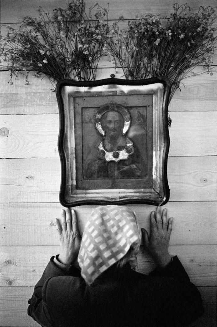 Из серии «Грешный человече». Село Великорецкое, Кировская область, 2007