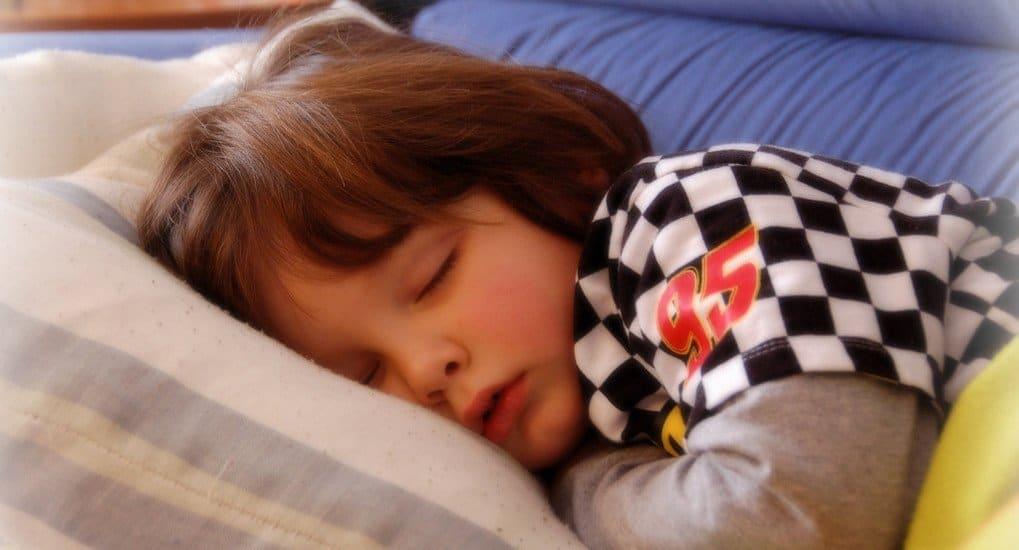 Что делать, чтобы ребенку не снились плохие сны?