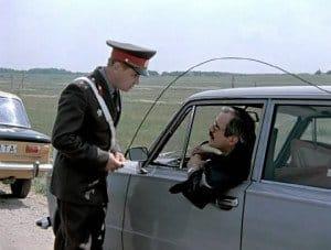 5. Инспектор ГАИ