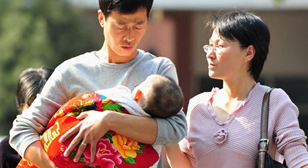 Китайским парам разрешили иметь больше одного ребенка