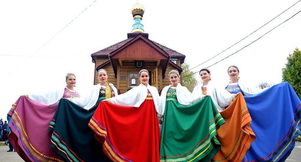 Покровский храм в Нахабино отметил двойной юбилей фестивалем