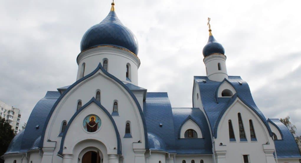 В Москве 1110 храмов и часовен и свыше 1600 священнослужителей